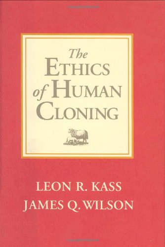 ethics of human cloning essay View essay - human cloning research paper from span 101 at amarillo college human cloning outline i introduction a why is cloning controversial ii body a.