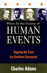 When in the course of human events : arguing…