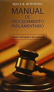 Manual de Procedimiento Parlamentario…