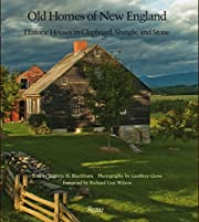 Old Homes of New England: Historic Houses In…