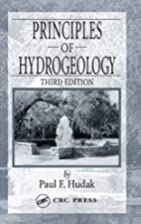 Principles of Hydrogeology, Third Edition by…