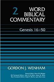 Word Biblical Commentary Vol. 2, Genesis…
