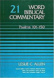 Psalms 101-150 – tekijä: Leslie C. Allen