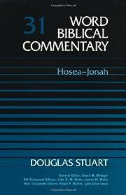 Hosea-Jonah de Douglas Stuart