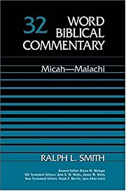 Micah-Malachi (Word Biblical Commentary,…