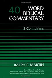 Word Biblical Commentary Vol. 40, 2…