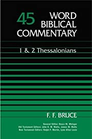 Word Biblical Commentary Vol. 45, 1 & 2…