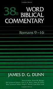 Word Biblical Commentary, Vol. 38B, Romans…