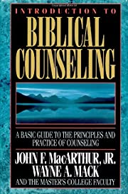Introduction To Biblical Counseling af John…