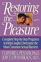 Restoring the Pleasure: Complete…