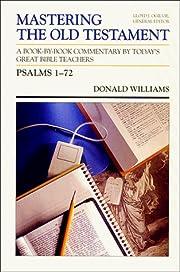 Psalms 1-72 (Mastering the Old Testament) af…