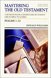 Psalms 1-72 (Mastering the Old Testament) av…