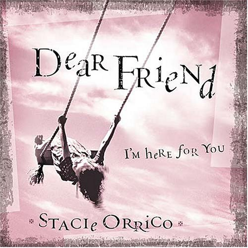 Dear Friend Im Here For You Bookcrossingcom