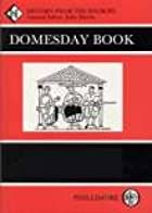Domesday Book: Middlesex by John Morris