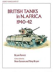 British Tanks in N. Africa 1940-42…