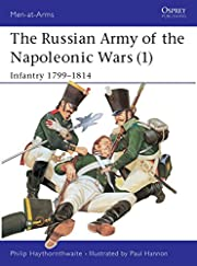 The Russian Army of the Napoleonic Wars (1)…