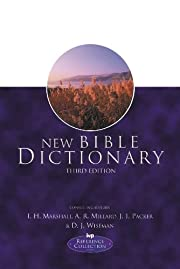New Bible Dictionary de I H Marshall