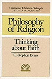 Philosophy of Religion (Contours of…