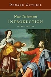 New Testament Introduction de Donald Guthrie