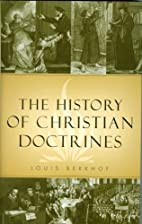 The history of Christian doctrines by Louis…