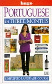 Portuguese in Three Months (Hugo) de MARIA…