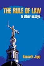 The Rule of Law: and Other Essays by Kenneth…