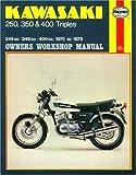 Kawasaki 250, 350 and 400 3 cylinder models owners workshop manual / by Frank Meek