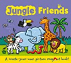 Jungle Friends: A Create-Your-Own Picture…