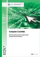 ECDL IT User Fundamentals Using Windows 7…