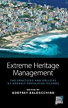 Extreme heritage management : the practices…