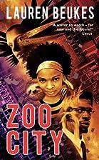 Zoo City by Lauren Beukes