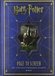 Harry Potter Page to Screen: The Complete…