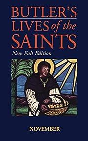 Butler's lives of the saints av Alban Butler