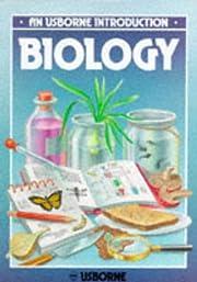 Introduction to biology por Jane Chisholm