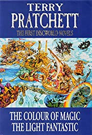 The First Discworld Novels: The Colour of…
