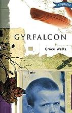 Gyrfalcon by Grace Wells