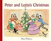 Peter and Lotta's Christmas af Elsa Beskow