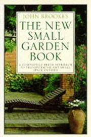 New Small Garden Book af John Brookes