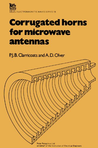 PDF] Corrugated Horns for Microwave Antennas (Ieee