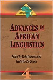 Advances in African Linguistics de…