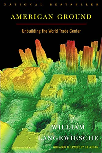 Image for American Ground: Unbuilding the World Trade Center