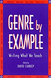Genre by Example: Writing What We Teach por…