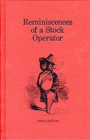 Reminiscences Of A Stock Operator de Edwin…