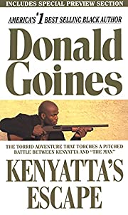 Kenyatta's Escape af Donald Goines