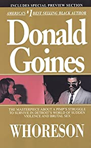 Whoreson af Donald Goines