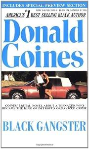 Black Gangster af Donald Goines