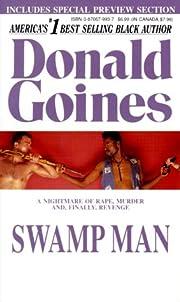 Swamp Man af Donald Goines