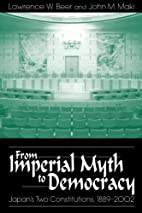 From Imperial Myth to Democracy: Japan's Two…