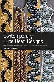 Contemporary Cube Bead Designs: Stitching…