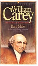 William Carey by Basil Miller